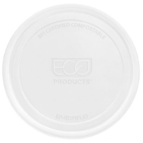 Eco-Products - EP-RDPLID - 8-32 oz Round Deli Container Lids