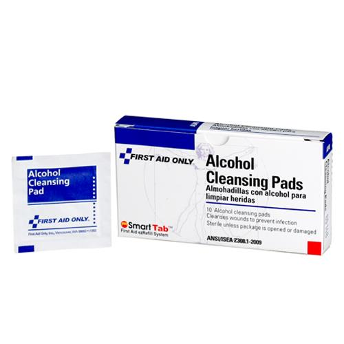 First Aid Only - 12-011 - Alcohol Wipes
