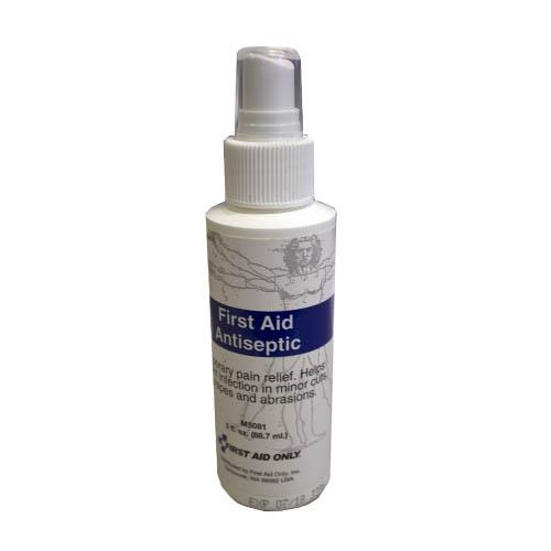 First Aid Only - 13-080 - Antiseptic Spray