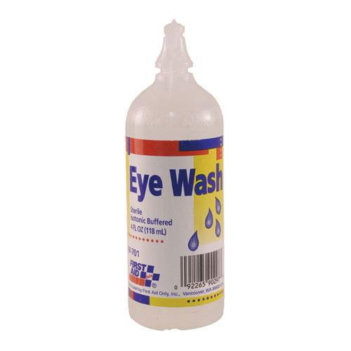 First Aid Only - 7-006 - 4 oz Eye Wash Solution