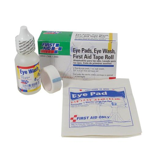 First Aid Only - 7-009 - Eye Wash Kit