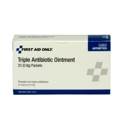 First Aid Only - G460 - Antibiotic Ointment