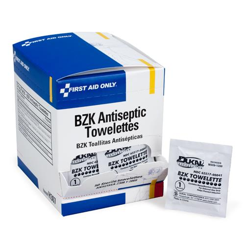 First Aid Only - H307 - Antiseptic Wipes