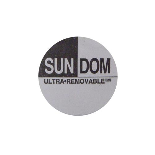 Commercial - Ultra-Removable 1 in Round Sunday Label
