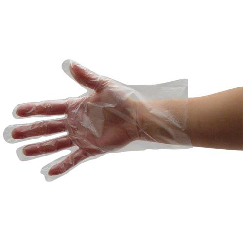 PIP - 65-643 - Medium Disposable Poly Gloves