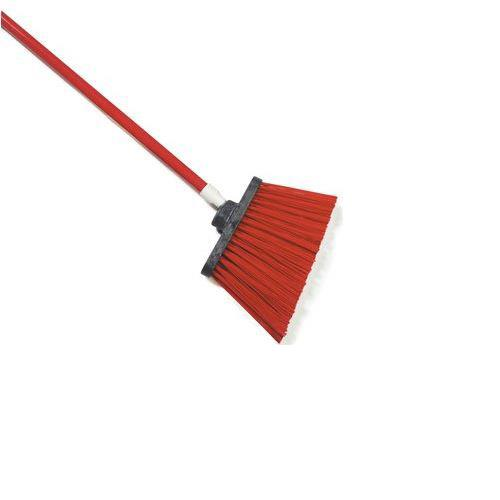Carlisle - 4108305 - 56 in Red Sparta® Spectrum® Duo-Sweep® Angle Broom