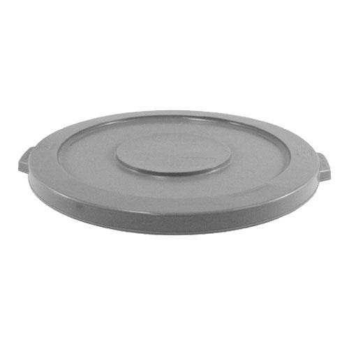 Rubbermaid - 2631 GRAY - Brute® Gray 32 Gallon Round Trash Can Lid