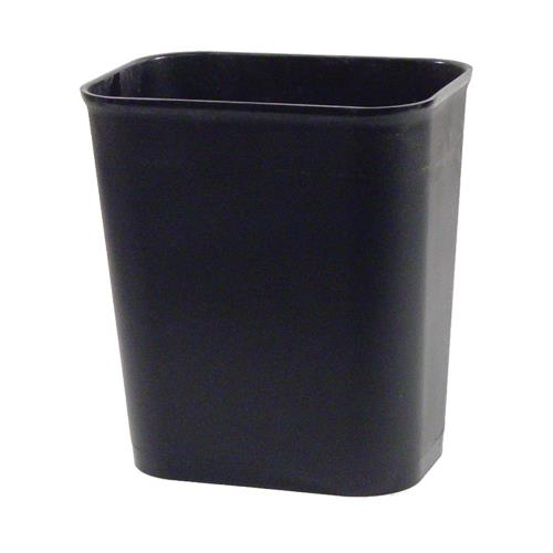 Rubbermaid - FG254100BLA - 4 gal Black Fire Resistant Trash Can