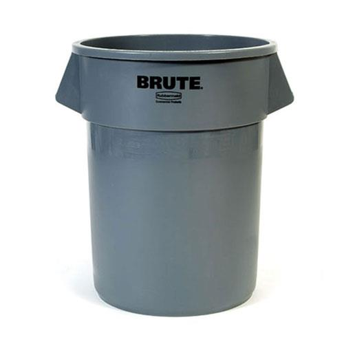 Rubbermaid - FG262000GRAY - 20 gal BRUTE® Indoor Garbage Can
