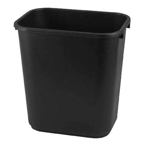 Rubbermaid - FG295600BLA - Black 28 Qt Wastebasket