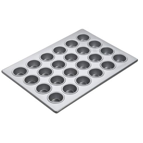 Focus Foodservice - 905245 - (24) 2 1/16 in Mini Muffin Pan