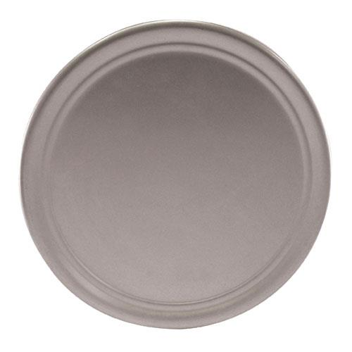 Winco - APZT-12 - 12 in Wide Rim Aluminum Pizza Pan