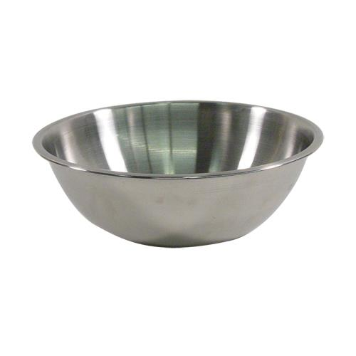 Crestware - MBP04 - 4 qt Stainless Steel Mixing Bowl