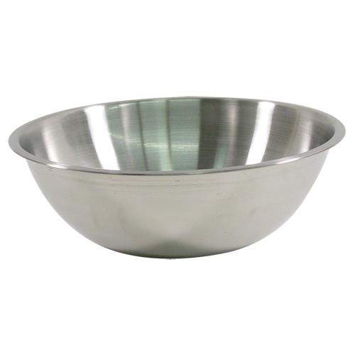 Crestware - MBP13 - 13 qt Stainless Steel Mixing Bowl