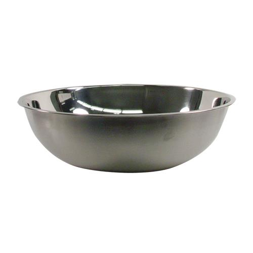 Crestware - MBP16 - 16 qt Stainless Steel Mixing Bowl