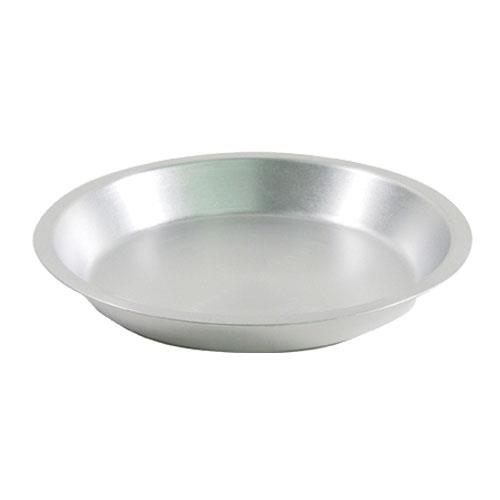 Winco - APPL-9 - 9 in x 1 1/4 in Aluminum Pie Pan