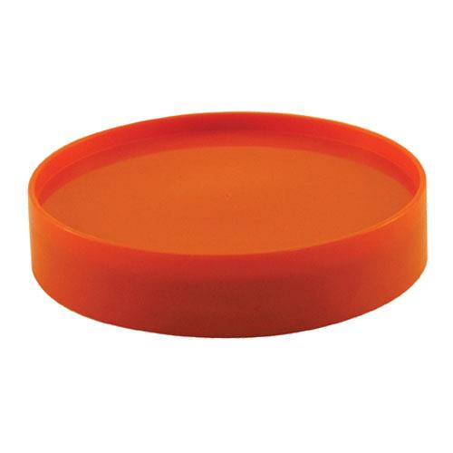 Carlisle PS30424 Store N Pour Orange Cover for Restaurant Chef