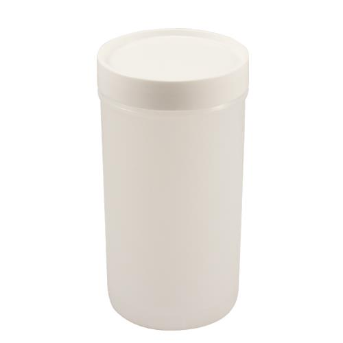 Carlisle - PS602N02 - 1 qt White Stor N' Pour® Backup Container