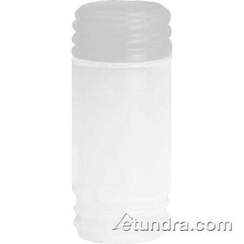 Tablecraft N32SMW 32 oz PourMaster White Container with StorMaster Cap for Restaurant Chef
