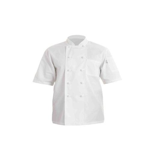 Chef Works - PCSS-WHT-L - Volnay Chef Coat (L)
