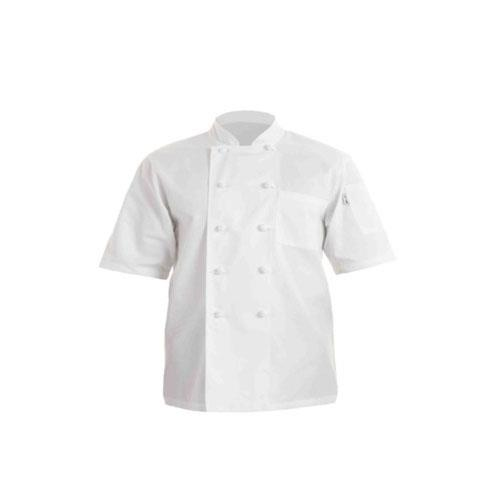 Chef Works - PCSS-WHT-M - Volnay Chef Coat (M)