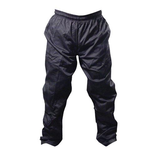 Chef Works - NBBP-L - Black Baggy Chef Pants (L)