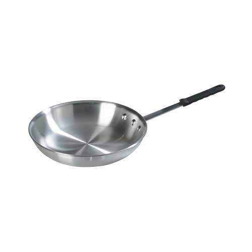 Carlisle 60910RS 10 in Aluminum Frying Pan for Restaurant Chef