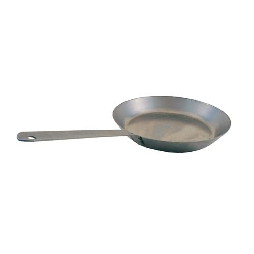 Johnson Rose 3820 8 1/2 in Carbon Steel Fry Pan for Restaurant Chef