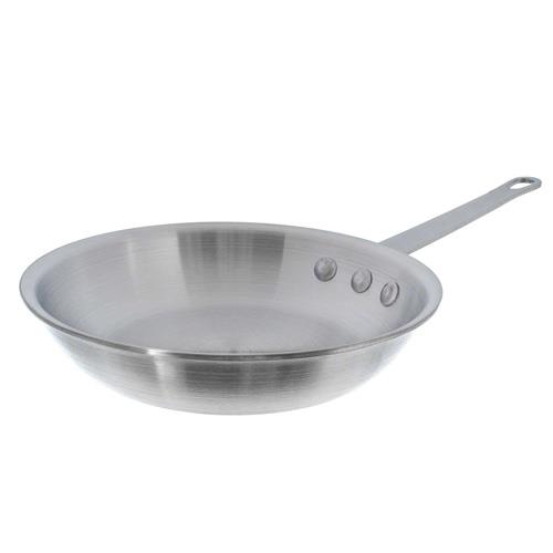 Update AFP-14 14 in Aluminum Fry Pan for Restaurant Chef