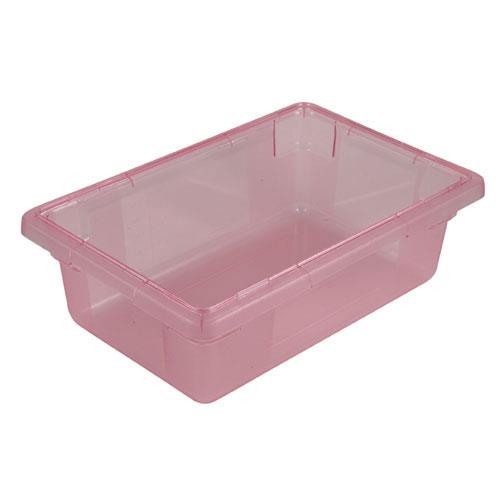 Cambro - 12186CW467 - 12 in x 18 in x 6 in Red Camwear® Food Box