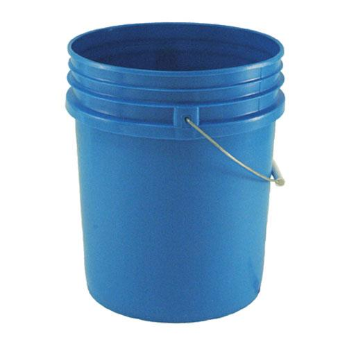 Commercial - 5 gal Blue FDA Food Storage Pail