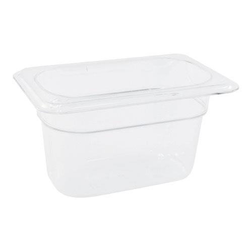 Cambro - 94CW135 - 1/9 Size 4 in Deep Camwear® Food Pan