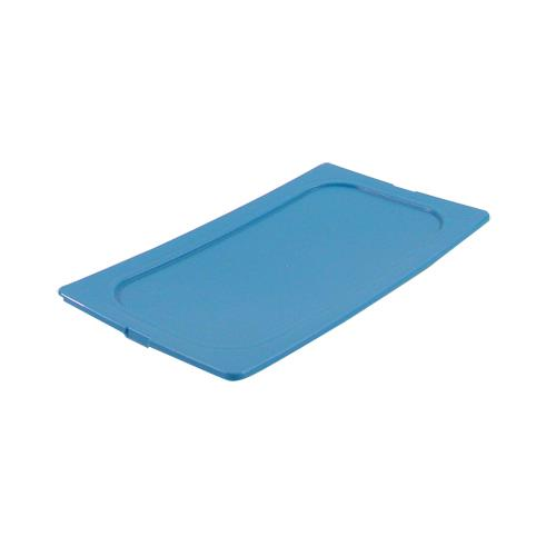 Carlisle 10272 Smart Lid Third Size Snap-On Cover for Restaurant Chef