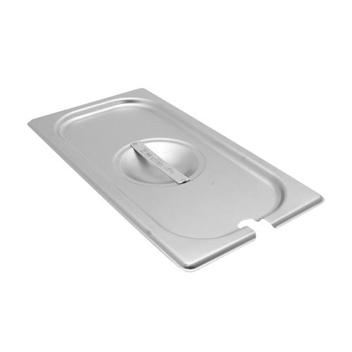 Vollrath - 75230 - Super Pan V® Third Size Slotted Stainless Steel Pan Cover