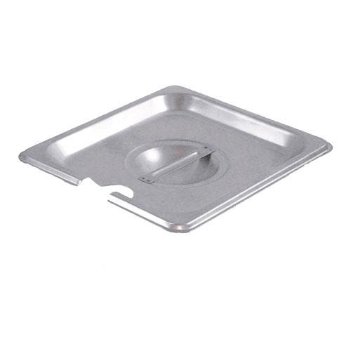 Winco - SPCS - Sixth Size Notched Pan Cover