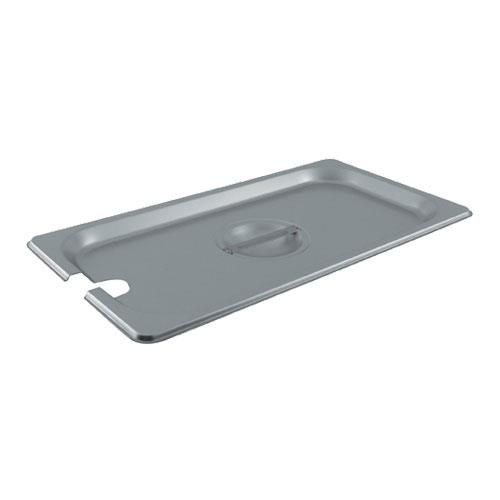 Winco - SPCT - Third Size Notched Pan Cover
