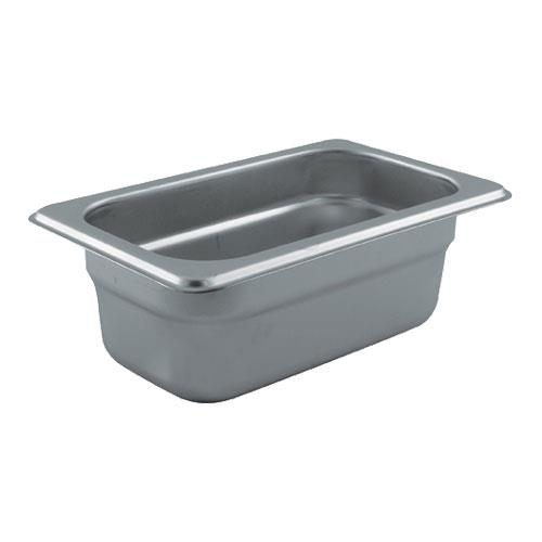 Update International NJP-112 Ninth Size 2 1/2 in (Depth) Steam Table Pan for Restaurant Chef