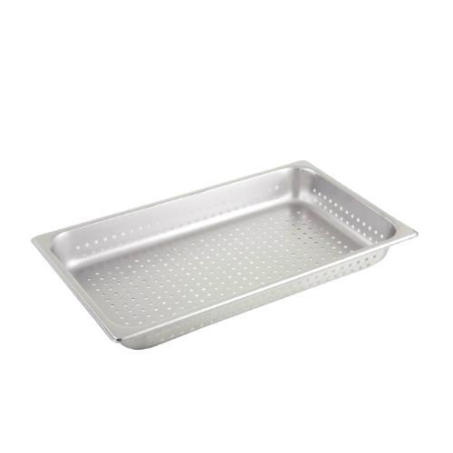 Winco - SPFP2 - Full Size 2 1/2 in Deep Perforated Steam Table Pan