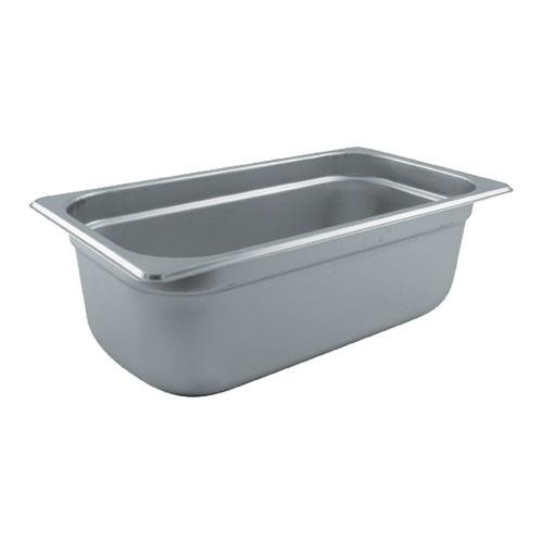 Winco - SPJL-404 - Fourth Size 4 in Deep Steam Table Pan