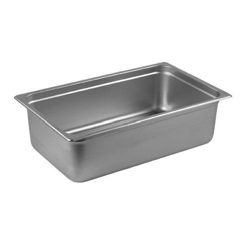 Winco - SPJP-106 - Full Size 6 in Deep Steam Table Pan