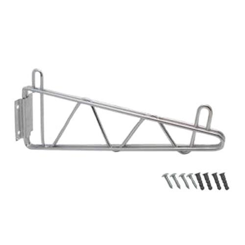 Johnson Rose - 11114 - 14 in Wire Shelf Wall Brackets