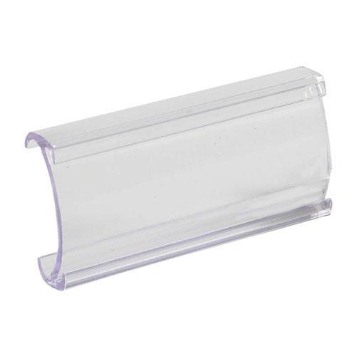 Commercial - Clear Label Holder