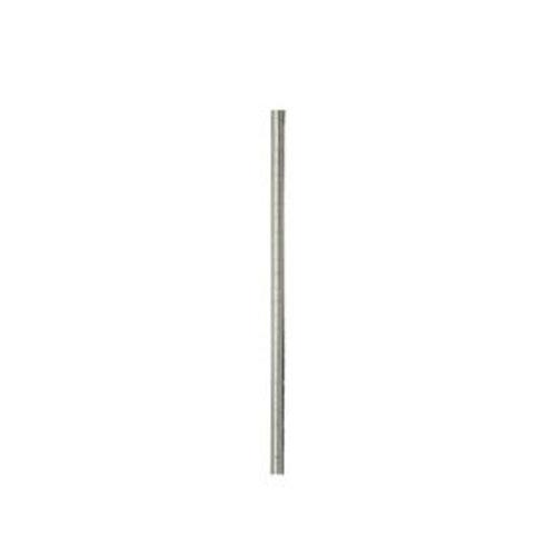 Focus Foodservice - FG063C - 63 in Chrome Plated Shelf Post