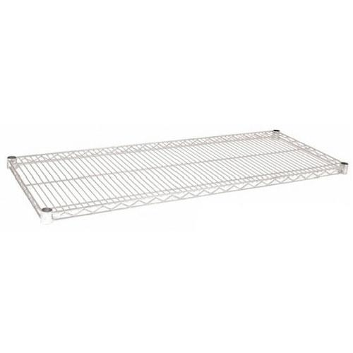 Focus Foodservice - FF1472C - 14 in x 72 in Chrome Plated Wire Shelf
