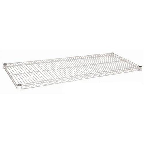 Focus Foodservice - FF1830C - 18 in x 30 in Chrome Plated Wire Shelf