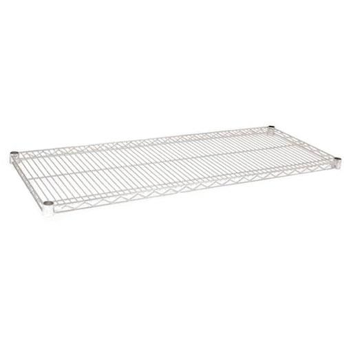 Focus Foodservice - FF1854C - 18 in x 54 in Chrome Plated Wire Shelf