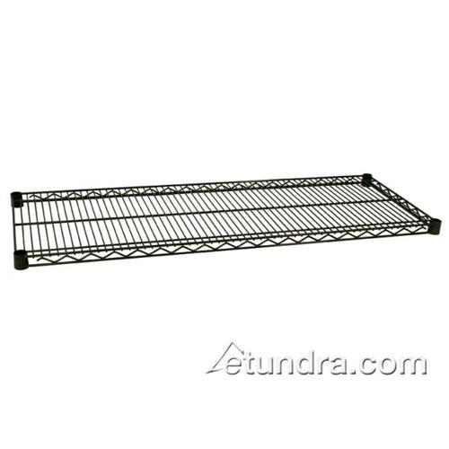 Focus Foodservice FF1854G 18 in x 54 in Green Epoxy Coated Wire Shelf for Restaurant Chef