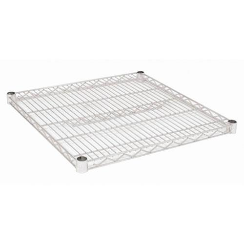 Focus Foodservice - FF2424C - 24 in x 24 in Chrome Plated Wire Shelf