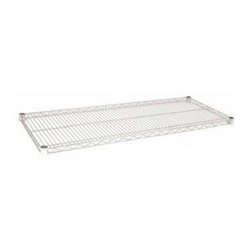 Focus Foodservice - FF2472C - 24 in x 72 in Chrome Plated Wire Shelf