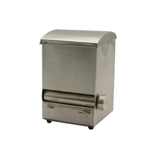 Toothpick dispensers for restaurant chef - Stainless steel toothpick dispenser ...